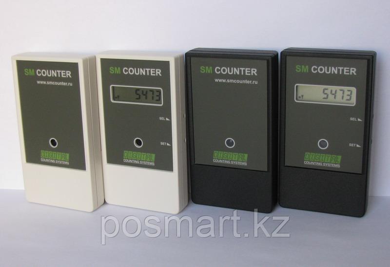Автономный счётчик числа посетителей SM Counter
