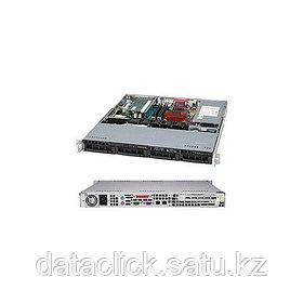 Сервер Supermicro X10SLLF-813MTQ350C (1U Rack, Xeon E3-1220 v3, 3100 МГц, 8 Мб, 4 ядра)