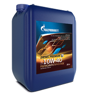 Масло моторное дизельное GAZPROMNEFT DIESEL EXTRA 10W-40 20литров