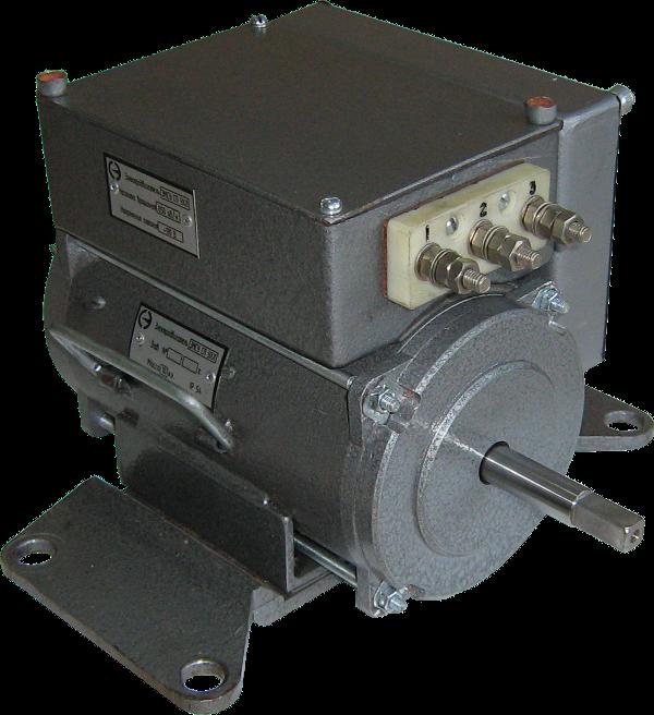 Электродвигатель малогабаритный стрелочный универсальный ЭМСУ