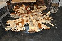 Кофейный стол из корня тика