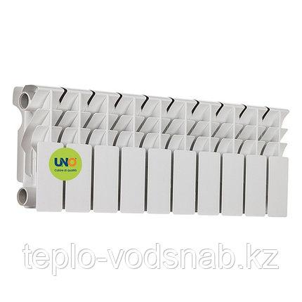 Радиатор Биметаллический UNO-CENTO 200/100 (10 секц), фото 2