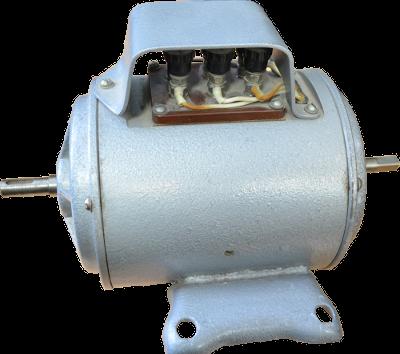 Электродвигатели переменного тока  типа МСТ-0,3