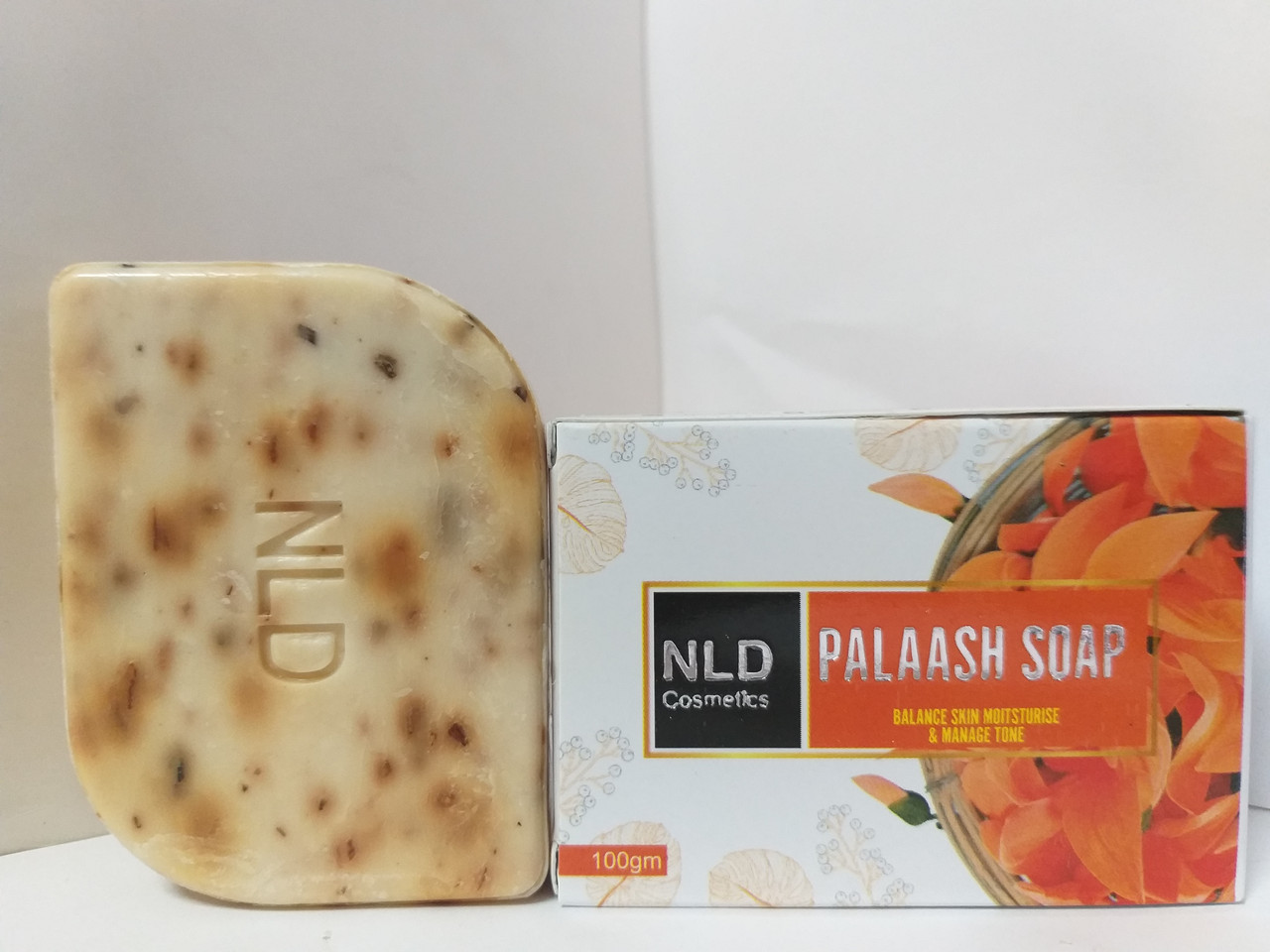 Мыло NLD PALAASH SOAP , 100гр