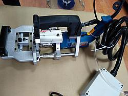 Ручной станок для сверления отверстий в торце детали TZ-30