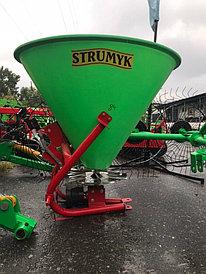 Разбрасыватель удобрений 500л Strumyk (Струмик)