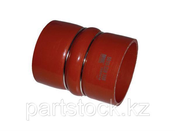 Патрубок интеркулера ø89x124 mm на / для RVI, РЕНО, BZT 3498