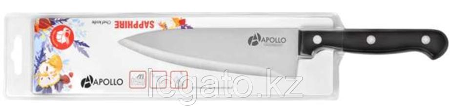 "Нож кухонный APOLLO ""Сапфир"" 15см."