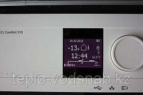 ECL Comfort 310 электронный контроллер с погодной компенсацией температуры, фото 2