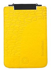 Чехол для электронной книги PocketBook PBPUC-5-BCYL-BD желтый
