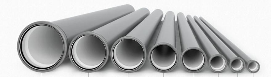 Канализационная труба HAIRUN - [2.0мм] 50 - 1м