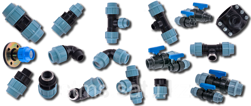 КФ Муфта переходник - d32-25 G-M