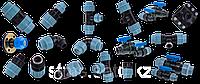 "КФ Кран с внутренной резьбой PN16 - d25х3/4"" G-M"
