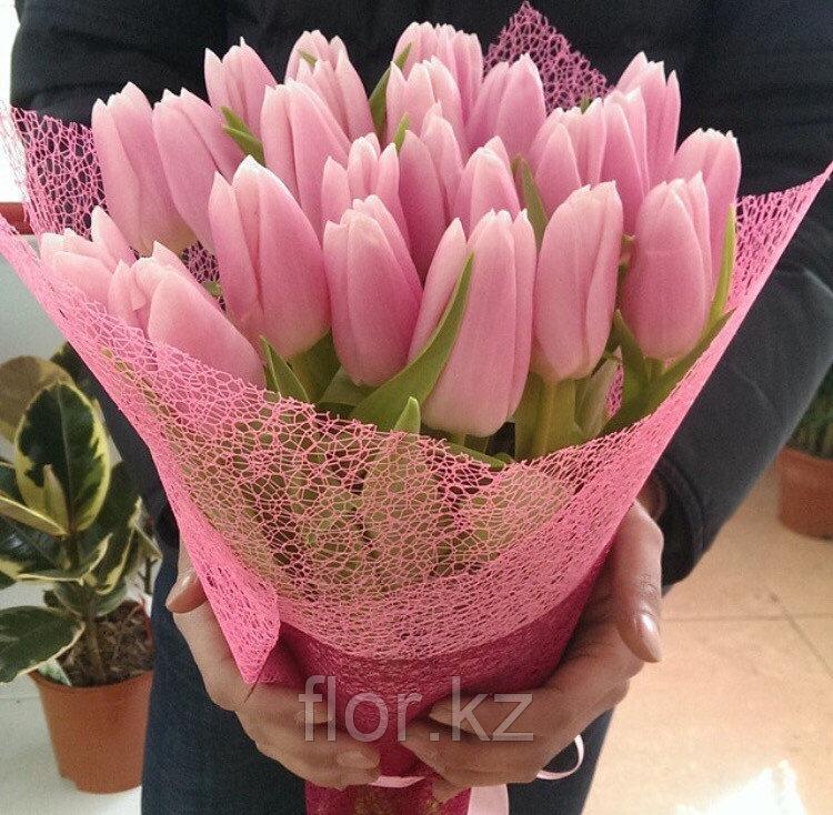 Тюльпаны оптом к 8 марта - фото 2