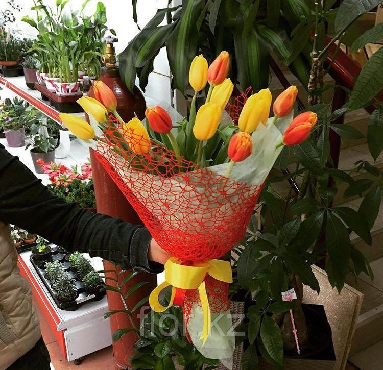 Тюльпаны оптом к 8 марта - фото 4