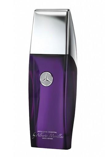 Туалетная вода Mercedes-Benz VIP Club Addictive Oriental 50ml (Оригинал - Германия)