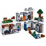 Конструктор Bela Minecraft Приключения в шахтах 10990  666 дет, фото 4