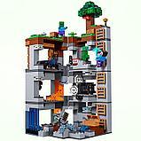 Конструктор Bela Minecraft Приключения в шахтах 10990  666 дет, фото 6