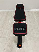 Скамья для тренировок с гантелями ВК-160 (атлетическая) с бесплатной доставкой