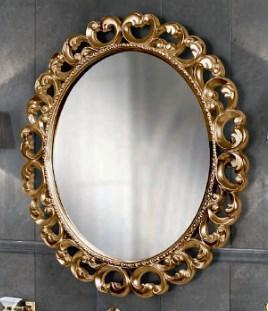 Зеркало настенное «Искушение 2» (900х 900х 30) - фото 3