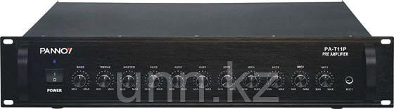 PA-T11P - Предварительный усилитель мощности для систем речевого оповещения