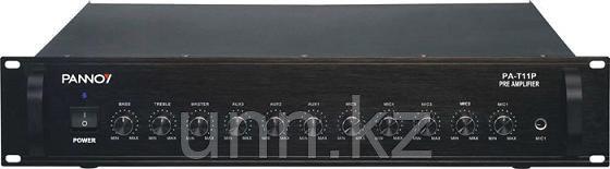 PA-T11P - Предварительный усилитель мощности для систем речевого оповещения, фото 2