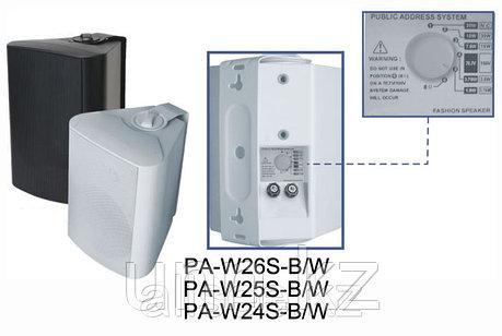 PA-W25SW - Громкоговоритель настенный для систем голосового оповещения, фото 2