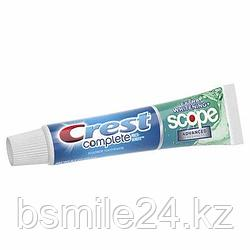Зубная паста Crest Scope complete extra Whitening США,232грамм