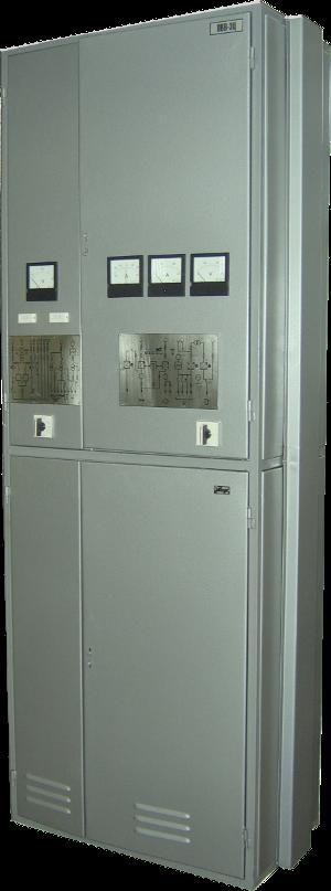 Панель  вводно-выпрямительная ПВВ-ЭЦ
