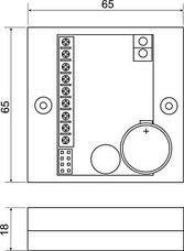 Z5R в корпусе - Контроллер системы контроля доступа, фото 3