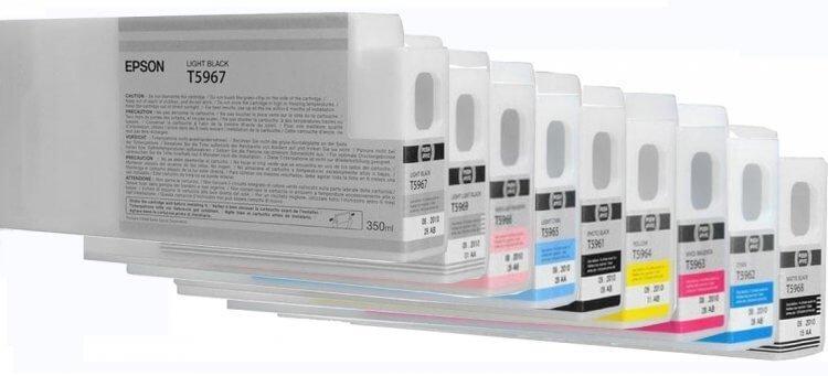 Перезаправляемые картриджи для Epson SureColor SC-P8000
