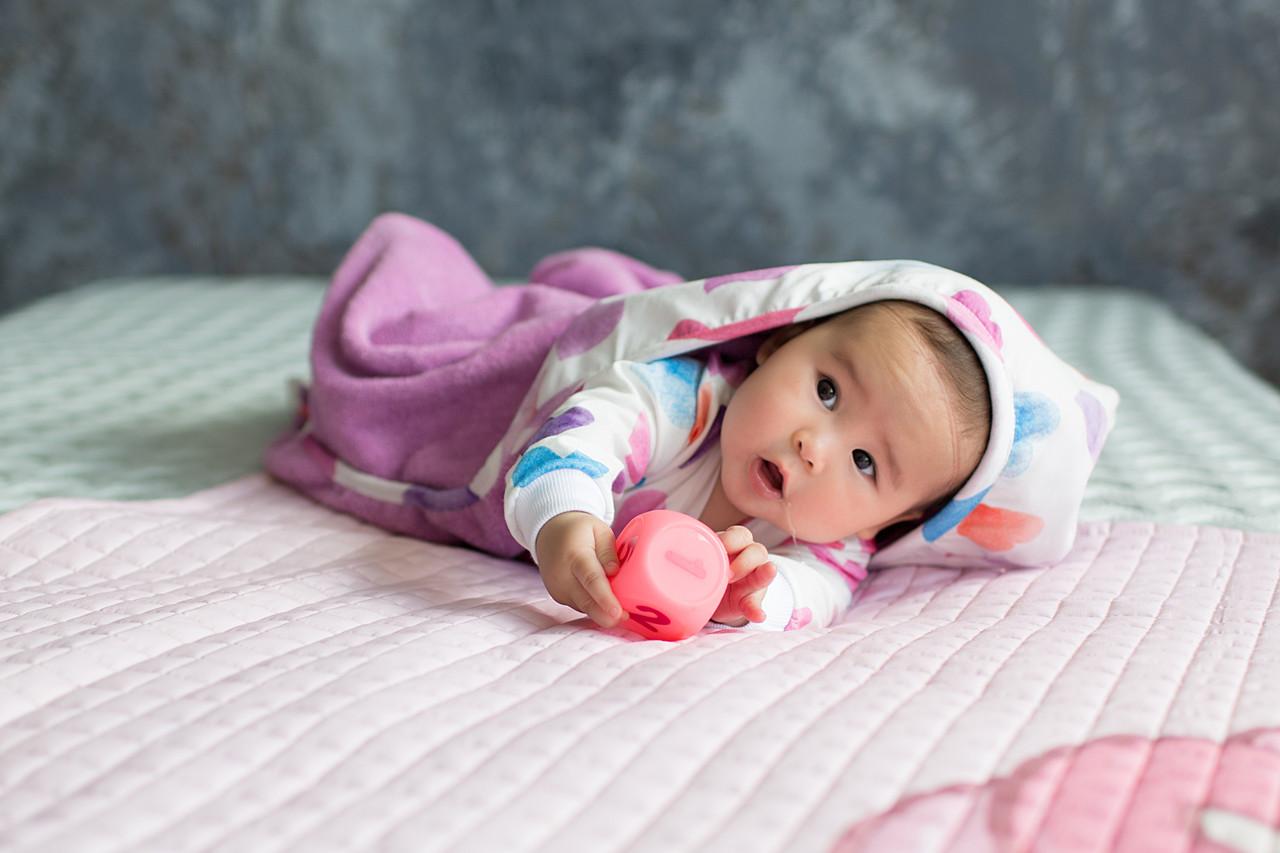 Детское полотенце - Уголок