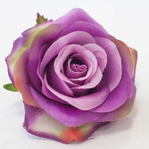"""Цветы искусственные """"Роза"""" (8см) Оптом по 120тг."""