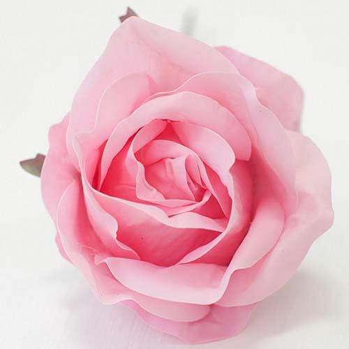 """Цветы искусственные """"Роза"""" Real Touch (8см) Оптом по 200тг."""