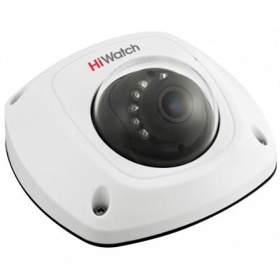 HD-TVI Компактная Купольная Камера DS-T251