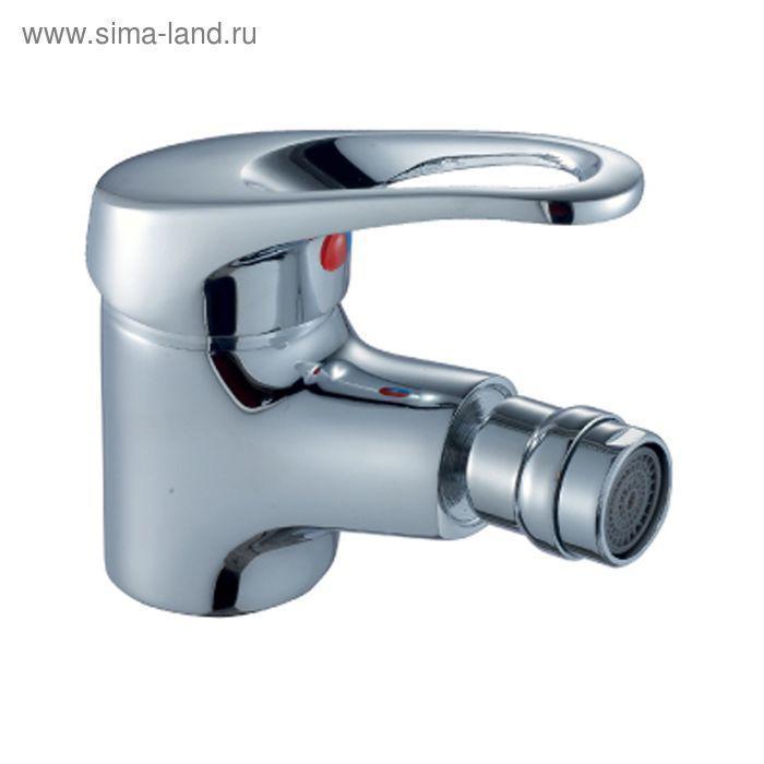 Смеситель одноручный (35мм) для ванны c верхней лейкой Rossinka B35-46