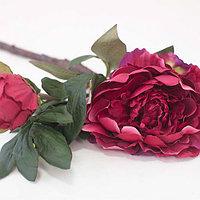 """Цветы искусственные """"Пион""""  (16см * 75см)"""