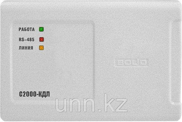 С2000-КДЛ - Контроллер двухпроводной линии связи, фото 2