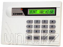 С2000 - Пульт контроля и управления охранно-пожарный