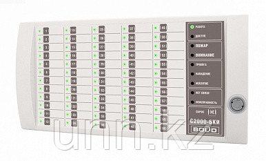 С2000-БКИ - Блок индикации с клавиатурой (60 индикаторов, 60 кнопок управления), фото 2