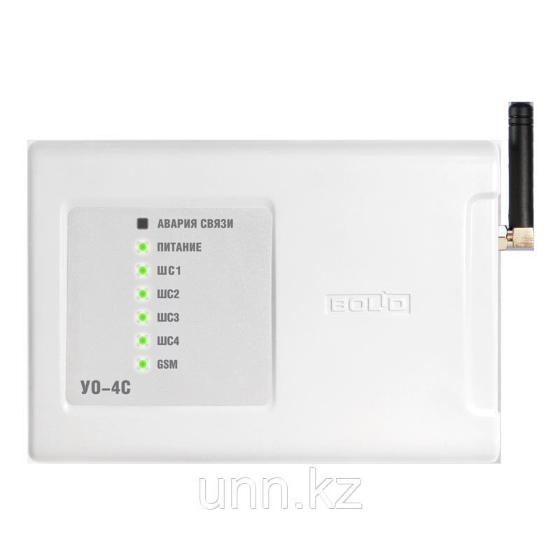 УО-4С исп.02 - Устройство оконечное системы передачи извещений по каналам сотовой связи