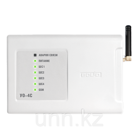 УО-4С исп.02 - Устройство оконечное системы передачи извещений по каналам сотовой связи, фото 2