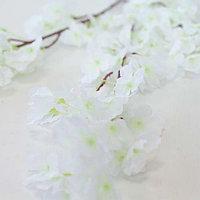 """Цветы искусственные """"Сакура"""" (110см) Оптом по 500тг."""