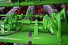 Транспортёр шнековый 8 метров (привод от ВОМ и эл.двигателя), фото 2