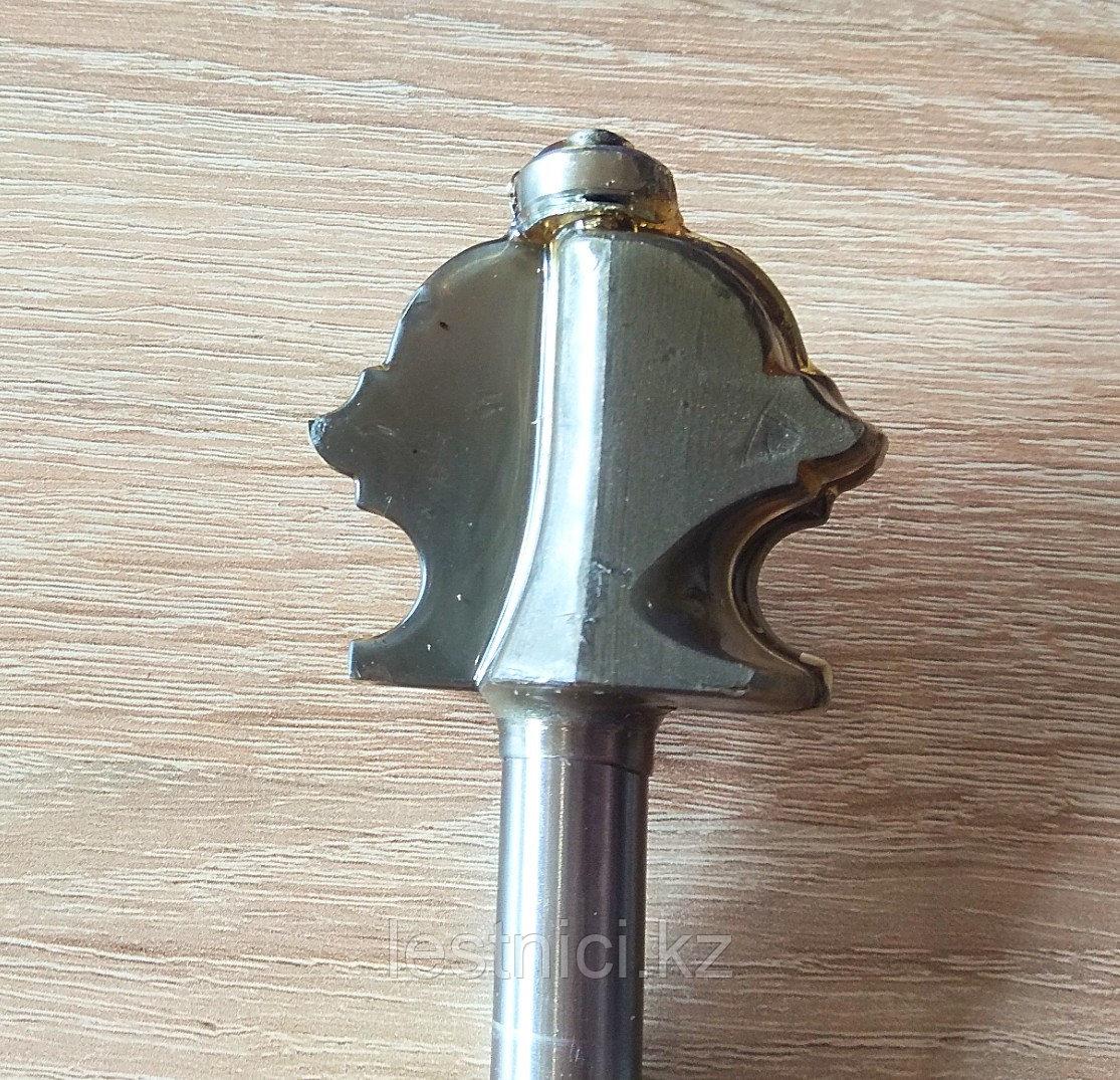 Багетная фреза универсальная 0816,  12,70 мм * 38,00 мм   (1/2*1-1/2 дюймов)
