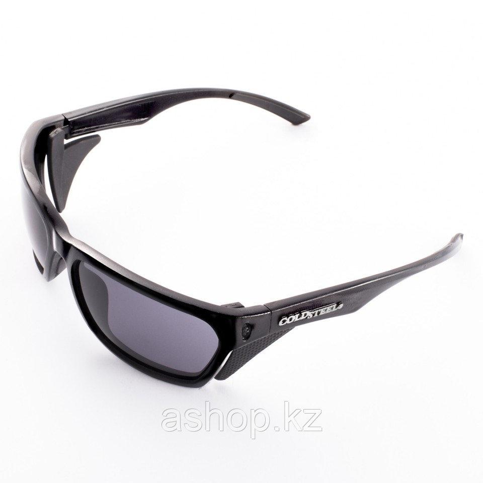 Очки тактические Cold Steel Mark-III, Поляризационные стекла, Цвет: Чёрный матовый, (EW31MP)