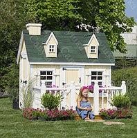 Деревянный домик Эмили