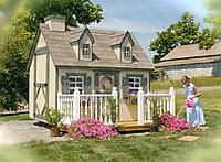 Деревянный домик Эмили -2, фото 1