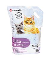 Karlie-Flamingo Наполнитель силикагелевый Silica Premium для кошачьего туалета 5л.