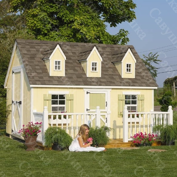 Деревянный домик Эмили - 3